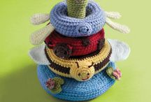 craft - knitting / crochet / not that I can knit or crochet...