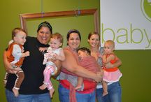 Community, love & fun! / Babywearing is amazing, so is the community that comes with it!