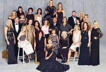 Brides 60th Designers together