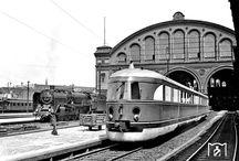 Pociągi / Trains