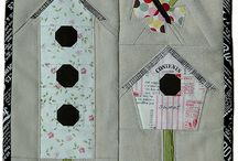 Paper Piecing / by Franny Rose