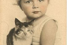 Foto bambini vintage