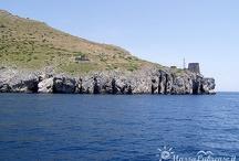 Punta Campanella  / Massa Lubrense - #invasionidigitali Invasione Programmata 20/04/2013 ore 11:00 Invasore: Franky Mauro