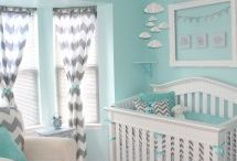 Nursery / by Hannah Rittenberry