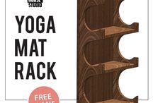Yoga studio / by Bianca Somoso