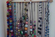 agencement bijoux
