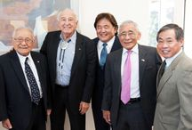 Japan Imperial Decoration honored to Paul Maruyama
