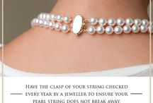 Jewellery Care Tips / How do you care for your jewellery?