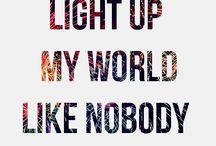 One Direction Lyrics / by Phoram Bhavsar (#NoControlProject #WeWantNoControlAsASingle)