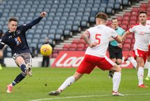 Raith Rovers 3 Feb 18 / Pictures from the Ladbrokes League One game between Queen's Park and Raith Rovers. Game played at Hampden Park on Saturday 3 February 2018. Raith Rovers won the game 3-1.