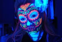 UV Blacklight paint