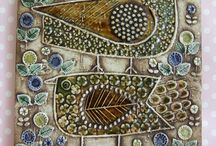 Keramika - kachle