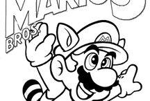 Super Mario - Crafts