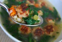 soup / by Manda Blogs About...