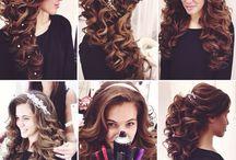 Wedding - hairstyle