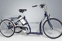 Elektrische driewielers