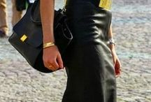 Pencil skirt and