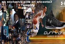 UA CURRY ONE / Zapatillas Under Armour CURRY ONE!!! Edición limitada de la fantástica zapatilla del MVP de la NBA!!! http://www.encesta3.com/es/home/1195-ua-curry-one-.html