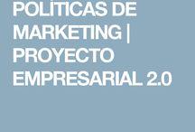 Políticas de Marketing / En este tablero insertare cosas relacionadas con este tema y el modulo. A disfrutar!