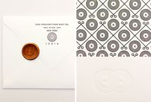 Design | Wedding stationery / by Quintin Mills