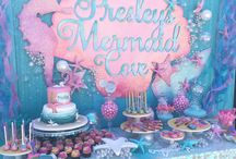 mermaid party for 5