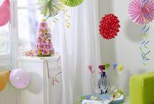 Papierblumenbasteln