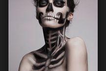 Avant-garde & creative makeup
