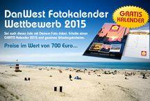 DanWest Fotokalender 2015 / Hier gibt es Neuigkeiten zum aktuellen Fotokalender Wettbewerb. Teilnahmebedingungen findet Ihr hier: http://www.danwest.de/fotokalender