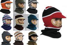 Kids hats / warm balaclava hat