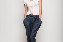 Pantalones cauales