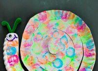 paper plate art