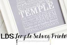 ♥️ Temple Art