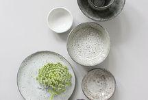 tableware.  Ceramic 器