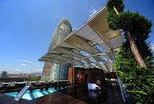 Silken hotels Barcelona