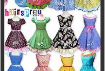Hairspray production / Costume ideas for Hairspray