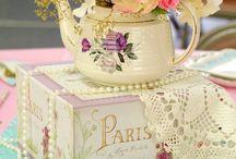 Fiestas de té