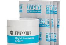 R & F Skin Care Products