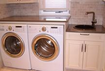Laundry room / by Kristy Wilkinson