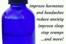 Headaches oil