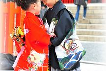 Kimonos Japan