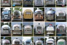 * AIRSTREAM * / Some day my Maybelline will look like one of these fab vintage trailers! / by Amy White