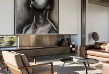 Interiors and furniture / Any interior space or furniture piece that is beautiful