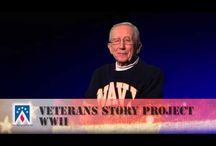 Veterans Story Project / Sponsored by the Milwaukee Country War Memorial Center, The Veterans Story Project records interviews with Wisconsin Veterans who served in from America's military conflicts from WWII to the present.