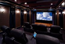 Home Theater / by Sarah