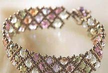 kristalli bileklik
