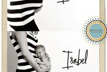 Maternity/Newborn Pictures / by Ember B