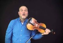 Violin/Fiddle Level One Lessons