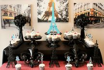 Paris Party Ideas / by Stephanie Favila