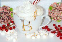 Hot Cocoa Bar / Hot cocoa bar,  Hot chocolate bar, warm drinks, coffee, cocoa.