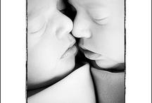 Newborn Twin Photos / by Laura Swinson